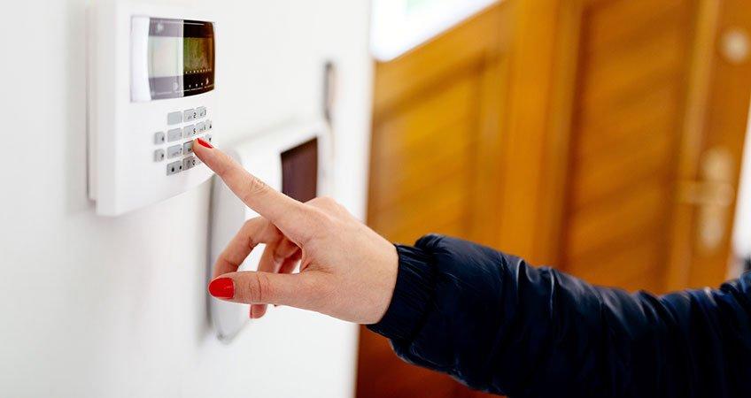 Sistema Antintrusione per case e aziende