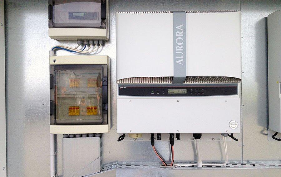 Impianto Fotovoltaico Antica Cascina s.r.l.