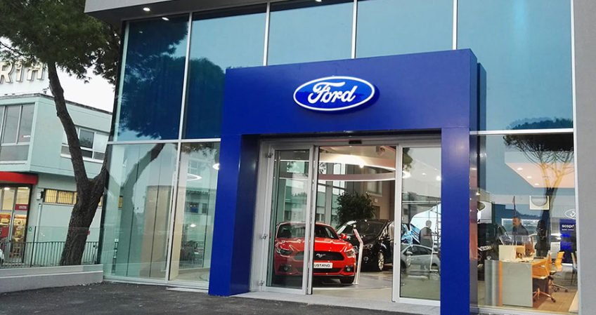 Impianto Elettrico e Automazioni Ferri Ford Rimini