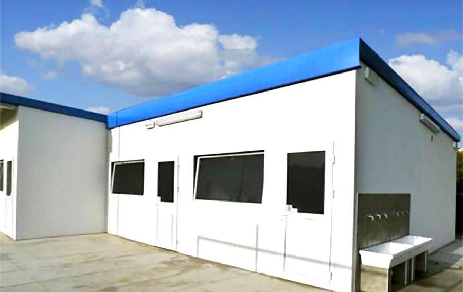 Impianto elettrico e illuminazione - Edelweiss Jolly Centro Sportivo