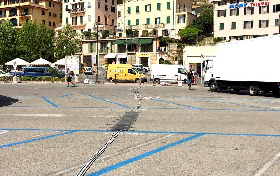 Elettrificazione stand e Supporto ai Mercati Europei e Street Food FIVA