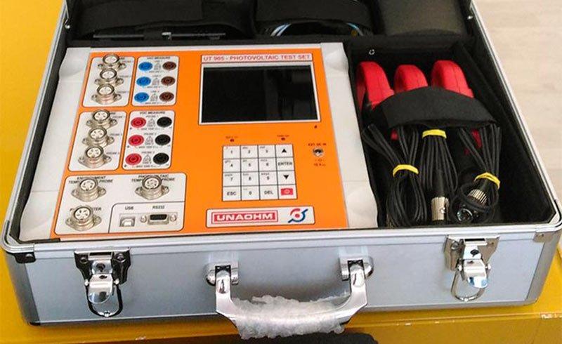 Tester Fotovoltaico Unaohm UT 905