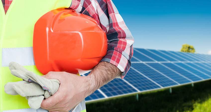 Manutentore impianti fotovoltaici