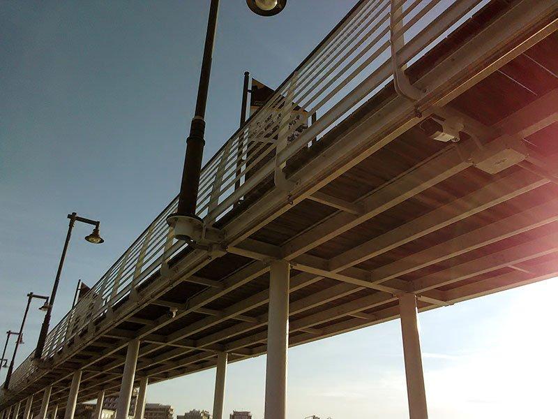 Videocamere di sorveglianza e nuovi quadri Rack - Porto di Cattolica