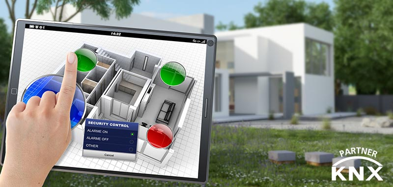 Domotica KNX building automation