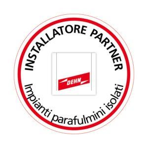 certificato installatore partner dehn