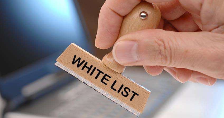 White List Prefettura