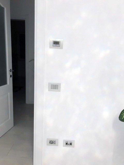 Impianto elettrico ed illuminazione abitazione privata Forlimpopoli