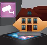 Impianto di Videosorveglianza casa sicura
