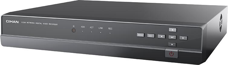 Dvr 4 Canali AHD 1080N/720P, Hybrid, H.264, 1 Sata 4TB