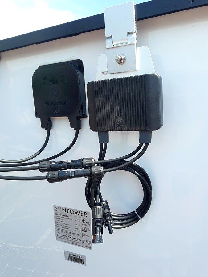 Inverter e Ottimizzatori di potenza Huawei