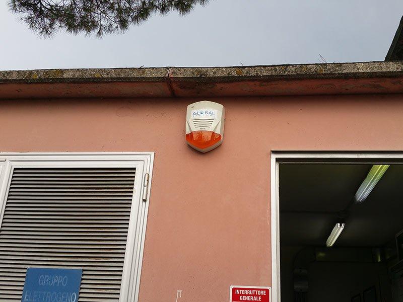 Nuovo Parcheggio Comune di Meldola: Fotovoltaico, Videosorveglianza, Sistema di Allarme