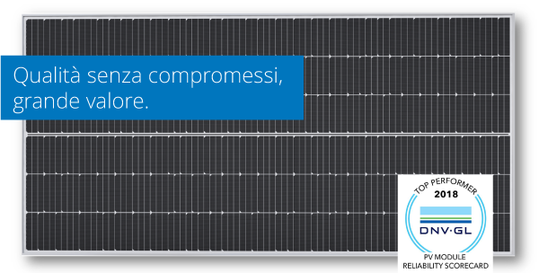Nuova Linea SunPower® Performance