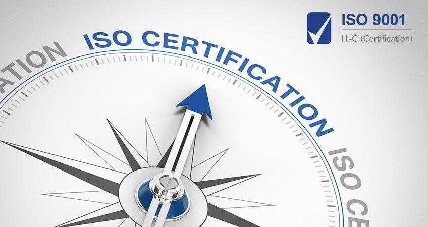 Global Sistemi riceve la certificazione ISO 9001:2015