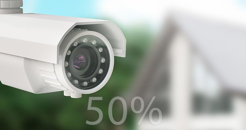 Bonus Videosorveglianza 50%