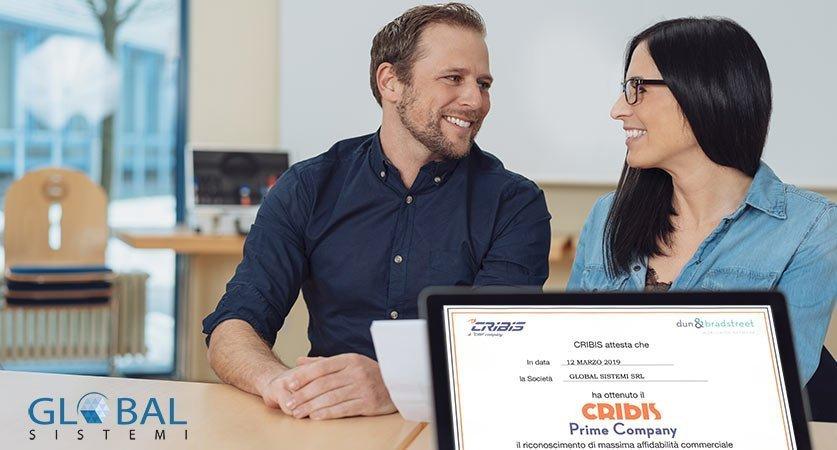 CRIBIS Prime Company - Global Sistemi