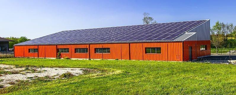 Fotovoltaico per le aziende in chiave green marketing