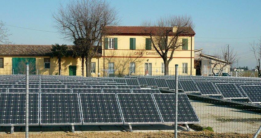 Revamping Inverter Fotovoltaico - C.A.B.TER.RA. Ravenna