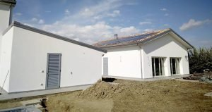 Impianti elettrici, automazioni, fotovoltaico in villa di nuova realizzazione