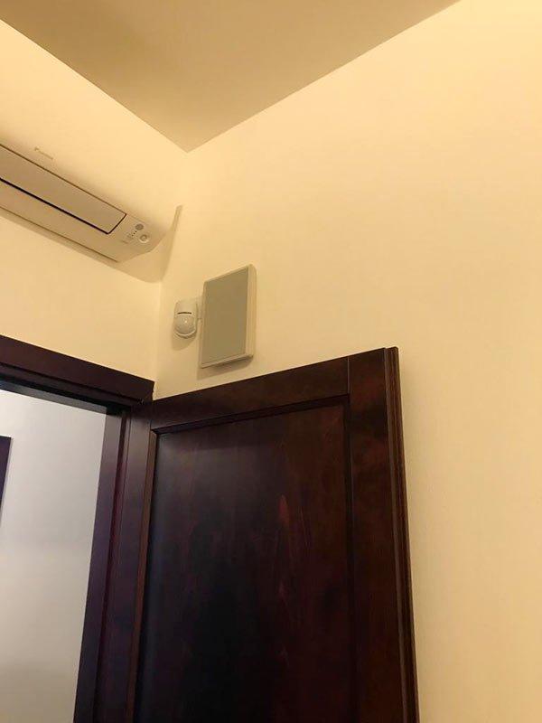 Trasformazione Impianto Elettrico da normale a domotico in villa privata a Cesena