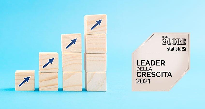 Leader della Crescita 2021: Global Sistemi nelle prime 150 aziende italiane