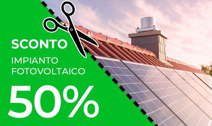 impianto fotovoltaico con cessione del credito