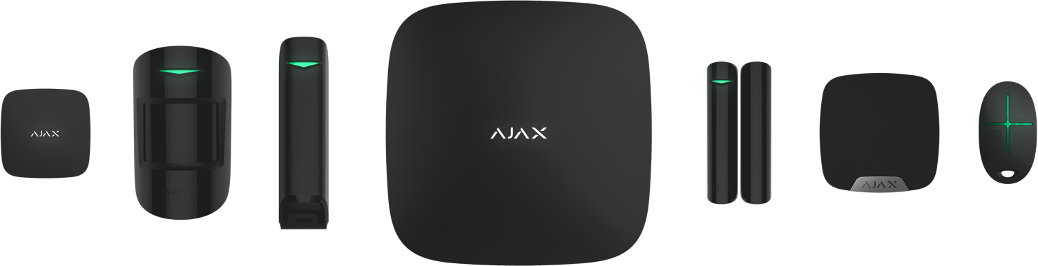 Kit Ajax, sistema di allarme senza fili