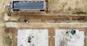 Impianto elettrico, illuminazione e fotovoltaico nuovo campo sportivo a Lido di Savio