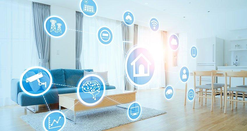 10 vantaggi della domotica in casa