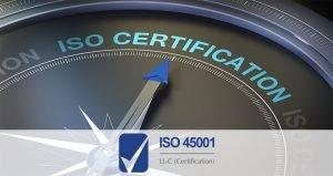 Global Sistemi ottiene la certificazione ISO 45001