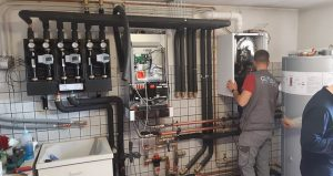 Impianti Meccanici e Fotovoltaici per Riqualificazione Energetica in abitazione privata